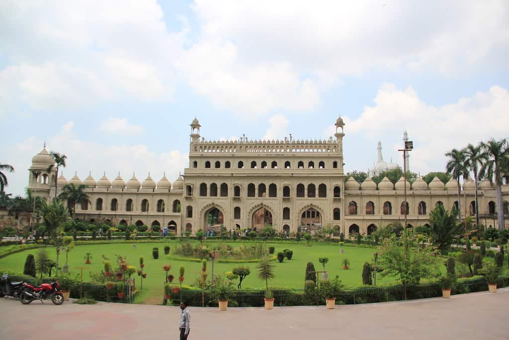 Bada Imaambada, Lucknow- बड़ा इमामबाड़ा, लखनऊ