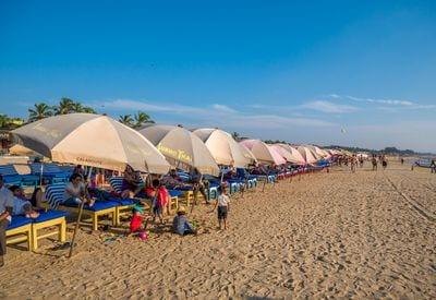 9 best Beaches to visit in Goa- गोवा में  घूमने वाले 9 बेहतरीन समुद्रतट