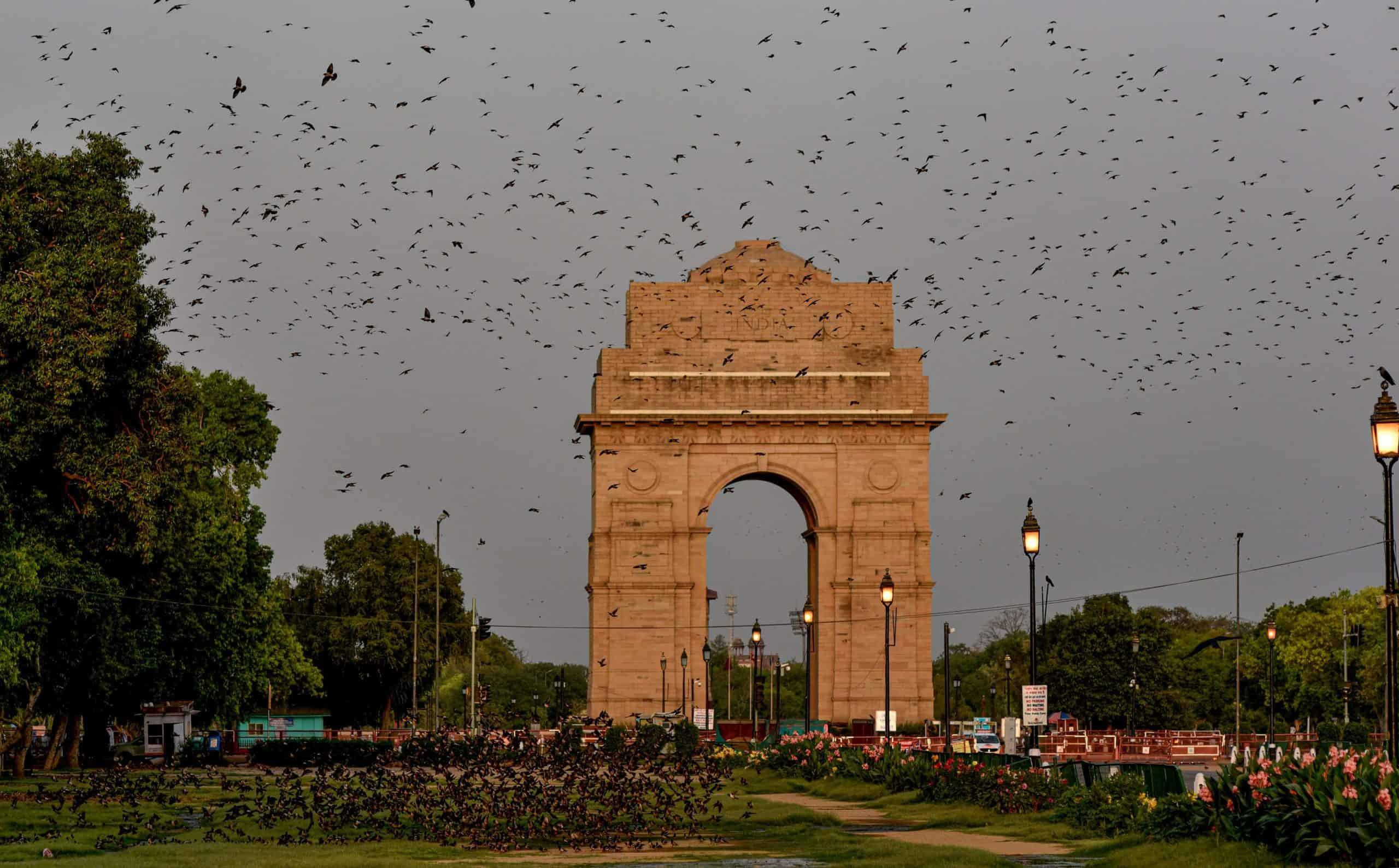 Design and Structure of India Gate - इंडिया गेट का डिज़ाइन और संरचना