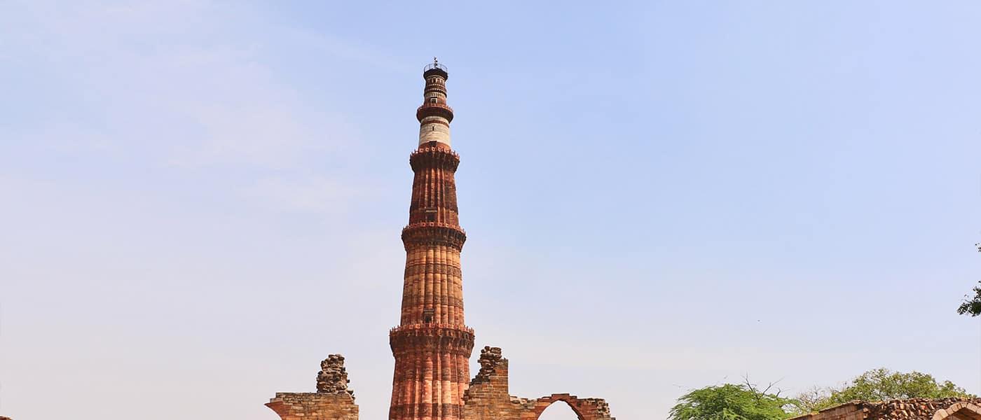 Architecture of Qutub Minar - क़ुतुब मीनार की वास्तु कला