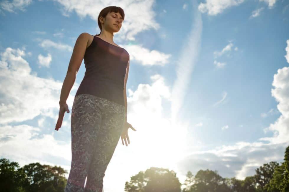 Yoga for Beginners ताड़ासन
