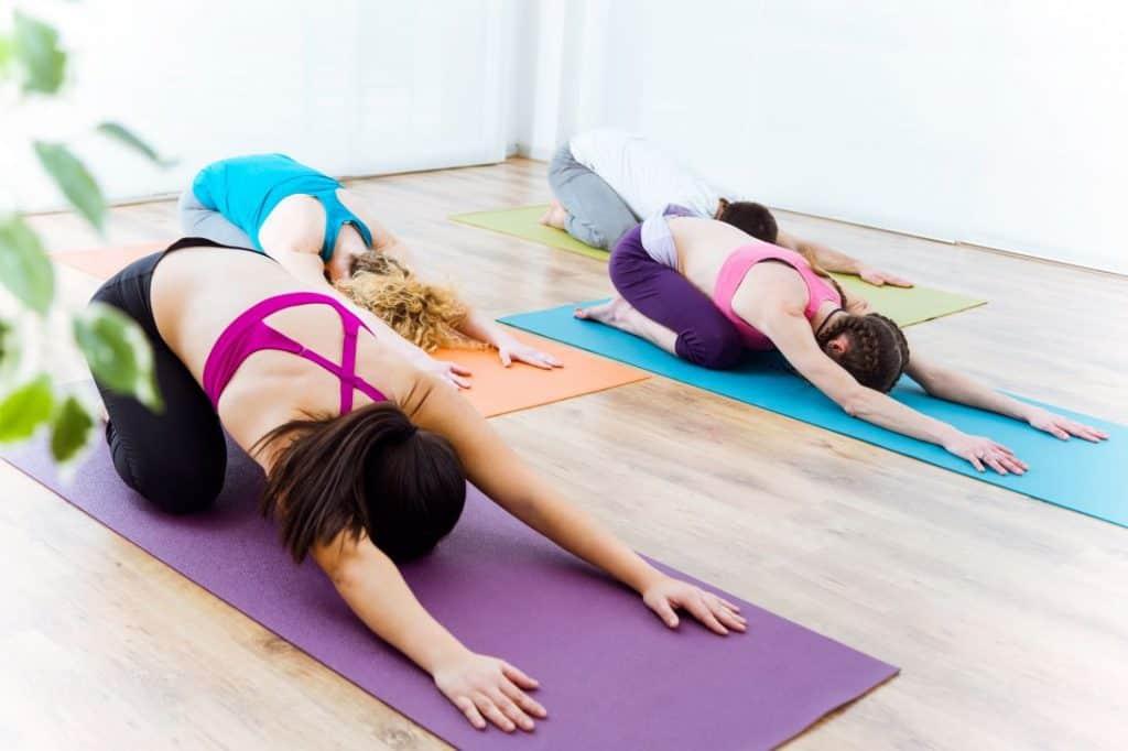 Yoga for Beginners - Balasana