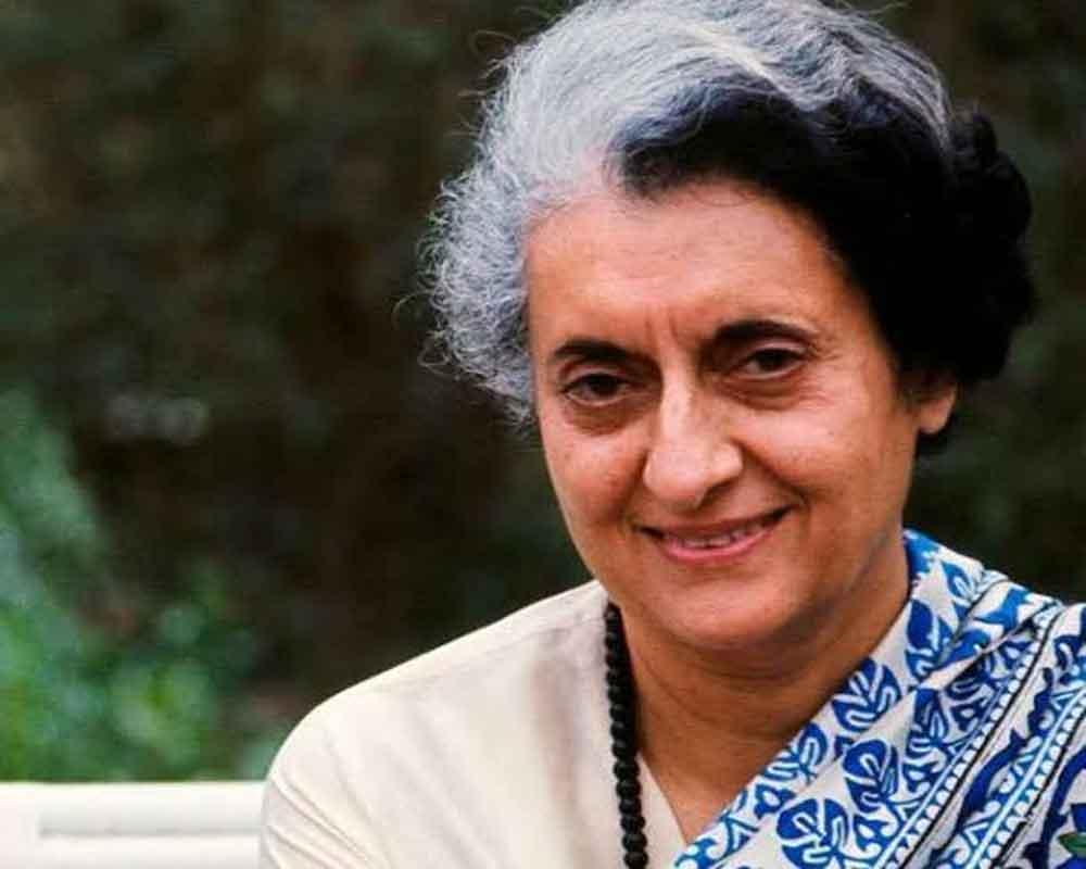 The Biography of Indira Gandhi - इन्दिरा गाँधी की जीवनी