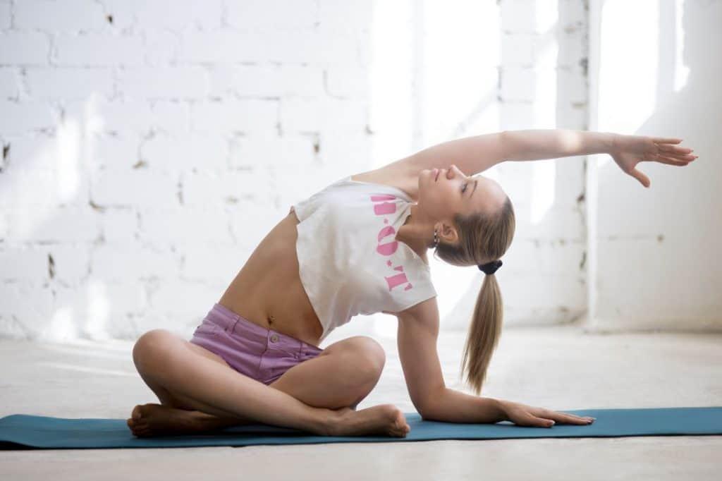 Yoga for Beginners Sukhasana