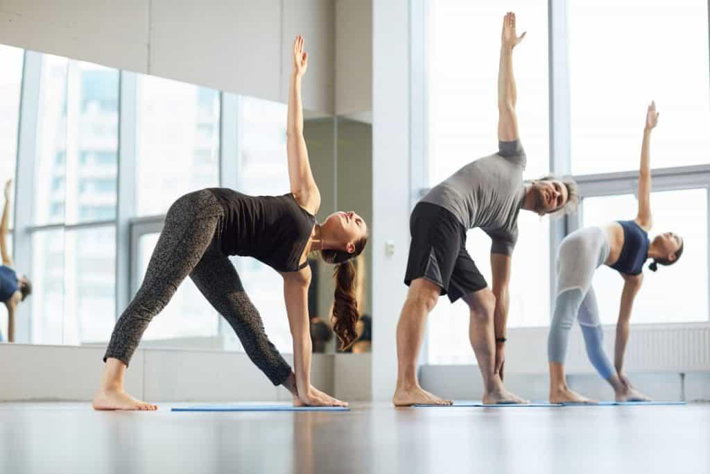 Yoga for Beginners  - Trikonasana