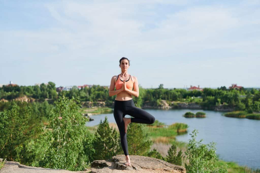 Yoga for Beginners - Vrikshasana