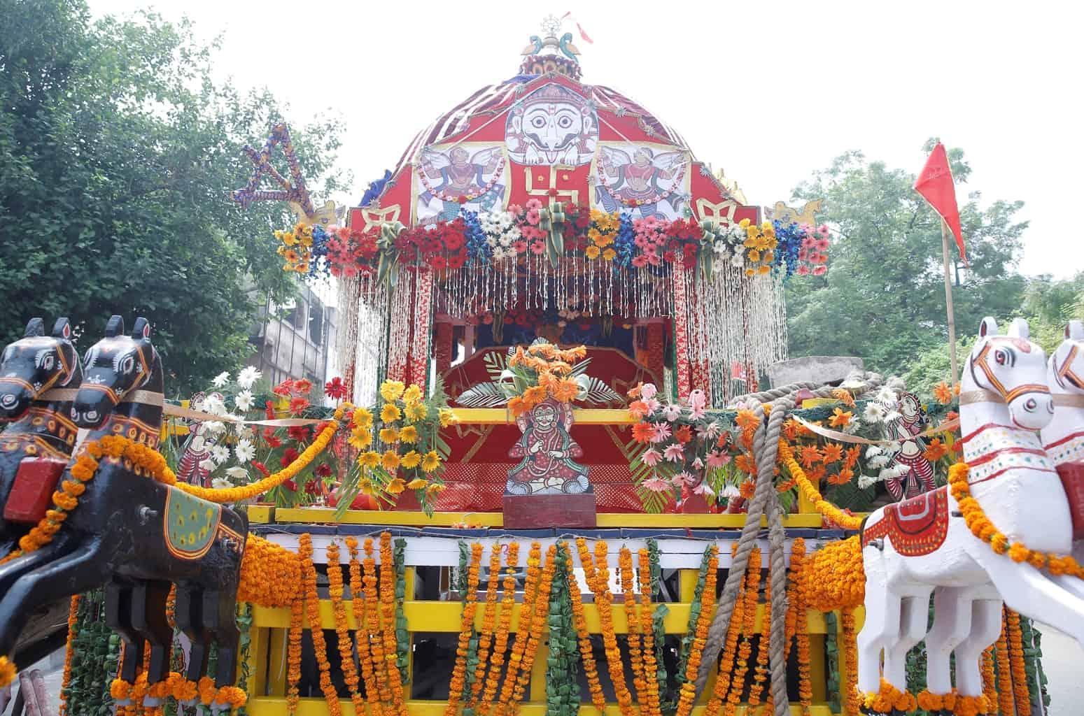 जगन्नाथ पुरी रथ यात्रा महोत्सव - Jagannath Puri Rath Yatra Festival