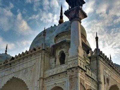 10 Places To Visit In Delhi In Hindi - Humayun ka maqbara