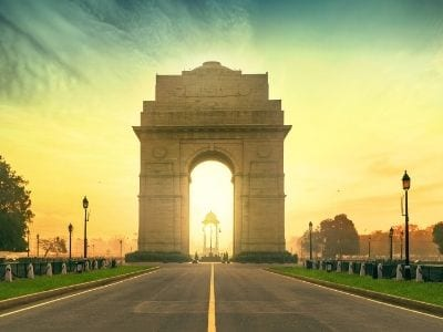 10 Places To Visit In Delhi In Hindi - India Gate