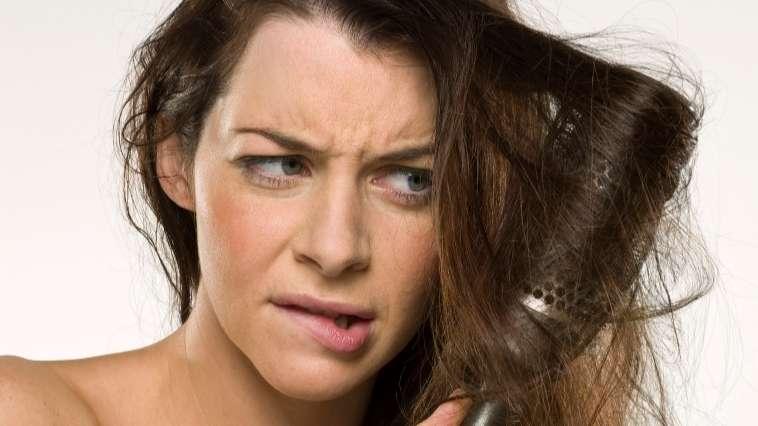 Uljhe baal, Tangled Hair