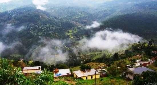 Uttarakhand, अल्मोड़ा