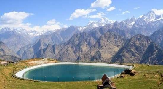 Uttarakhand, औली