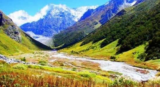 Uttarakhand, फूलों की घाटी