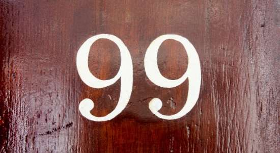 89 meaning in Hindi