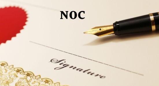Full form of NOC