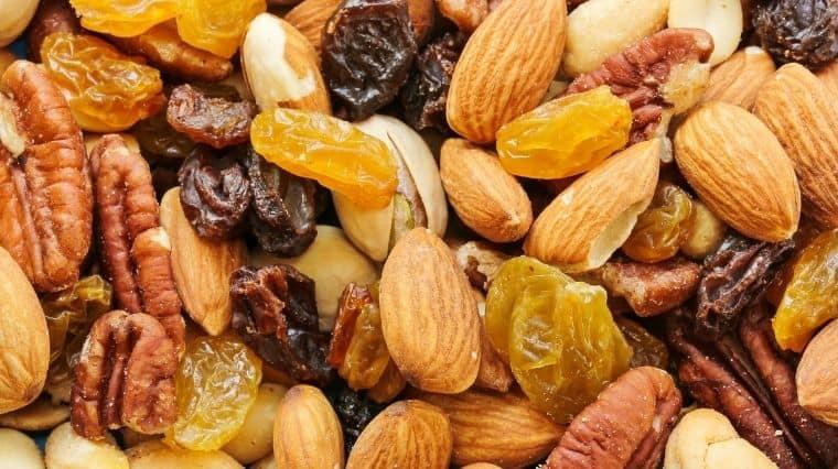 Dry Fruits Name