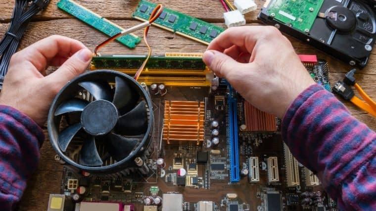 Computer Hardware, कंप्यूटर हार्डवेयर
