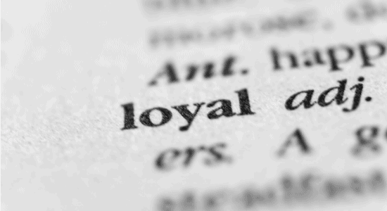 loyal Meaning in Hindi