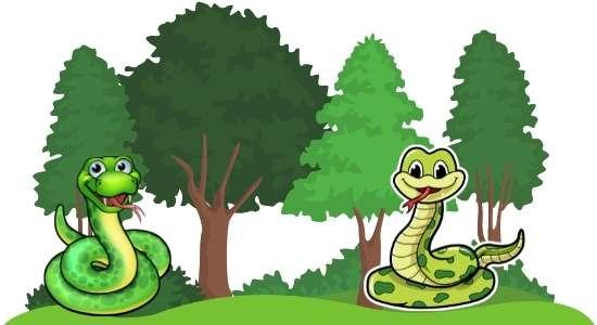 two snakes story Panchtantra ki kahani