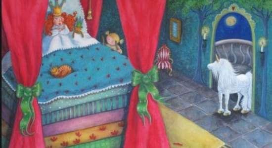Princess and the Pea Story in Hindi
