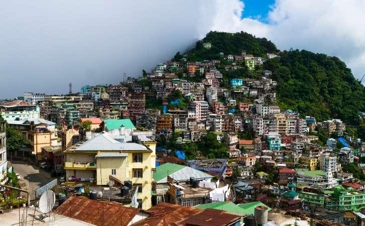cities in Mizoram, towns in Mizoram,मिजोरम के शहर