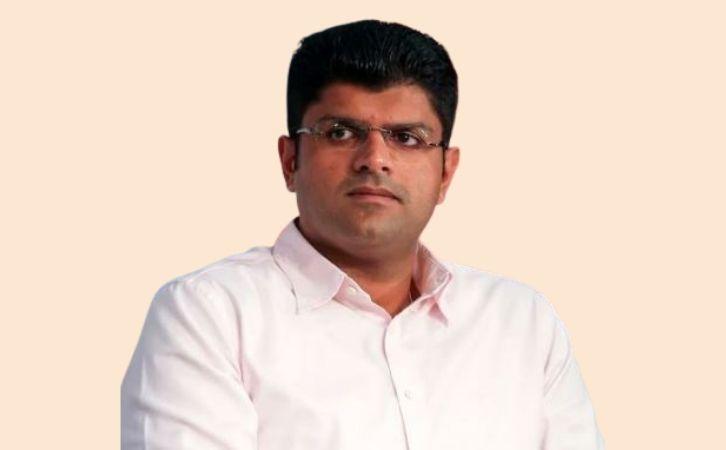 dushyant chautala Biography