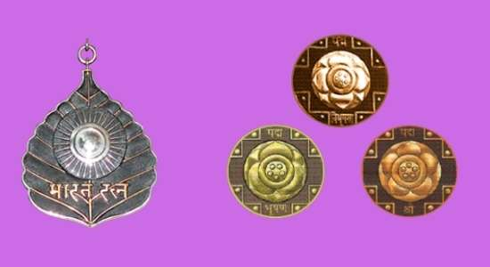 national civilian awards of india