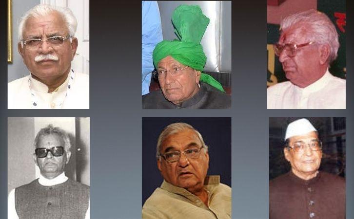 हरयाणा के मुख्यमंत्रियों की सूची   List of chief ministers of Haryana   Haryana CM list in Hindi PDF   Haryana Chief Ministers (CM) List PDF in Hindi   Haryana ke Mukhyamantri list in hindi   List of Haryana CM