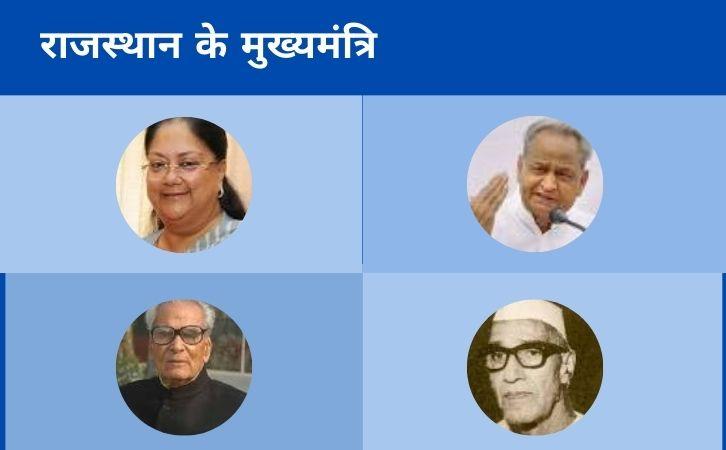List of Rajasthan CM   राजस्थान के मुख्यमंत्रियों की सूची   List of chief ministers of Rajasthan   Rajasthan CM list in Hindi PDF   Rajasthan Chief Ministers (CM) List PDF in Hindi   Rajasthan ke Mukhyamantri list in hindi