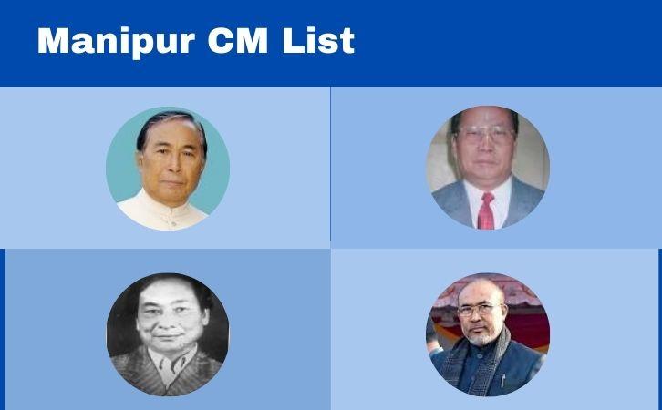 List of Manipur CM   मणिपुर के मुख्यमंत्रियों की सूची   List of chief ministers of Manipur   Manipur CM list in Hindi PDF   Manipur Chief Ministers (CM) List PDF in Hindi   Manipur ke Mukhyamantri list in hindi